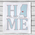 Home State MS Quick Stitch Designs MIssissippi